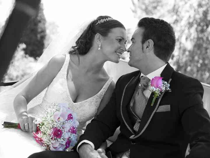 La boda de Teresa y Carlos