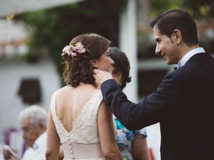 La boda de Dolores y Use