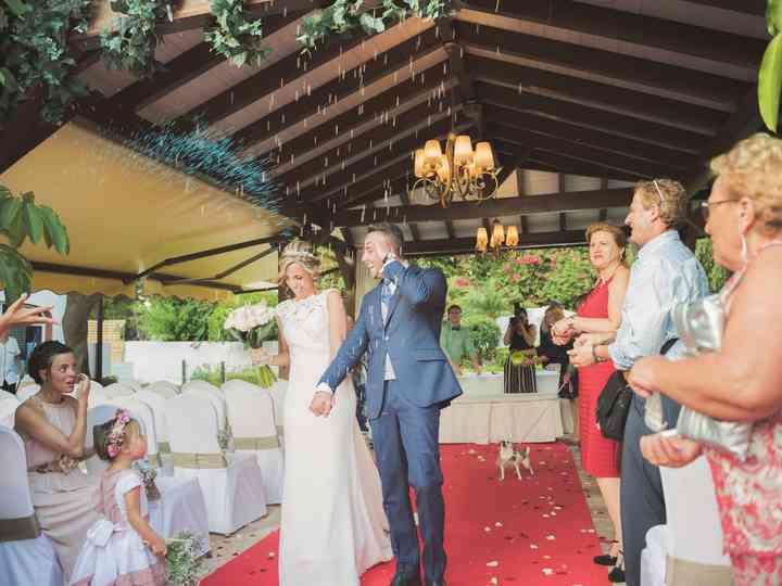 La boda de María José y Francisco