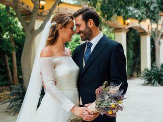 La boda de Lucía y César