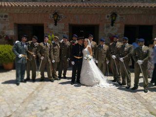 La boda de Iván  y Loli 1