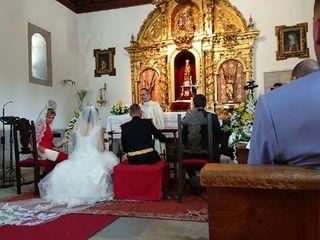 La boda de Iván  y Loli 2
