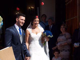 La boda de Reyes y Enrique