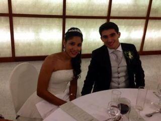 La boda de Leandra  y Tony