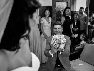 La boda de Andra y Andrei 2