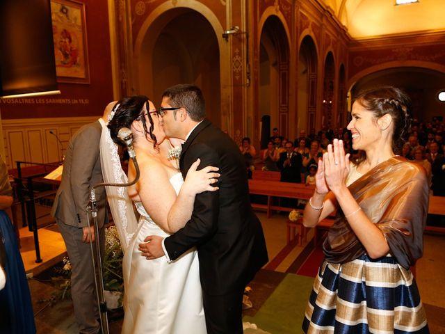 La boda de Sergio y Natàlia en Sant Sadurni D'anoia, Barcelona 24