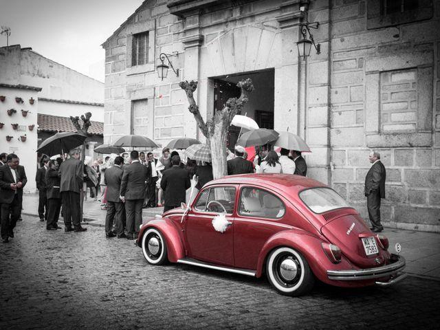 La boda de Pablo  y Jose en Añora, Córdoba 13
