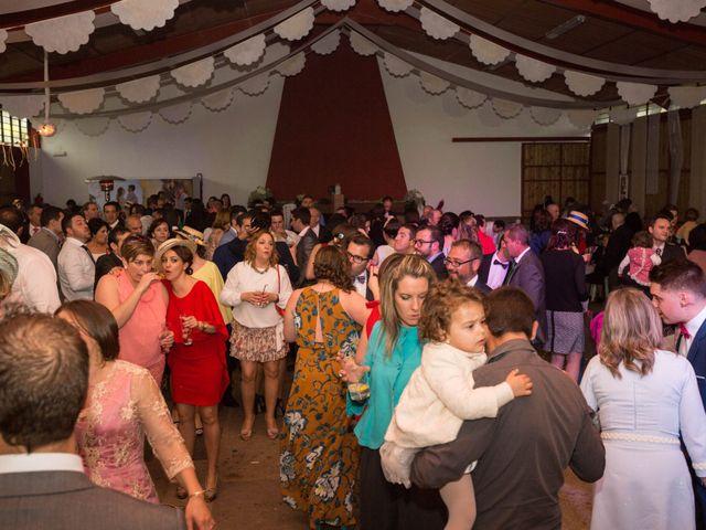 La boda de Pablo  y Jose en Añora, Córdoba 34