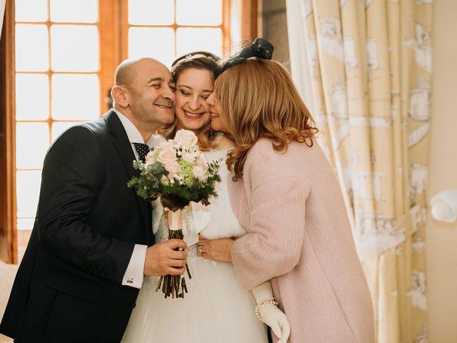 La boda de Adrián y Paula en Nigran, Pontevedra 18