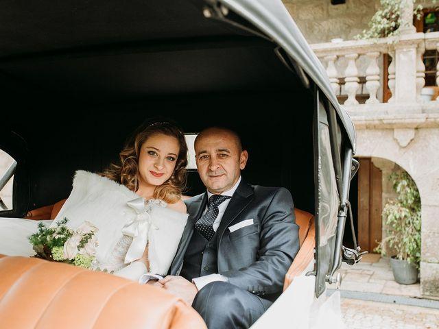 La boda de Adrián y Paula en Nigran, Pontevedra 24