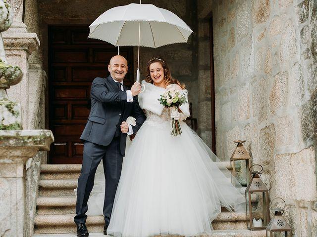 La boda de Adrián y Paula en Nigran, Pontevedra 28