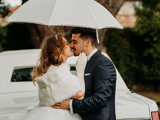 La boda de Adrián y Paula en Nigran, Pontevedra 29