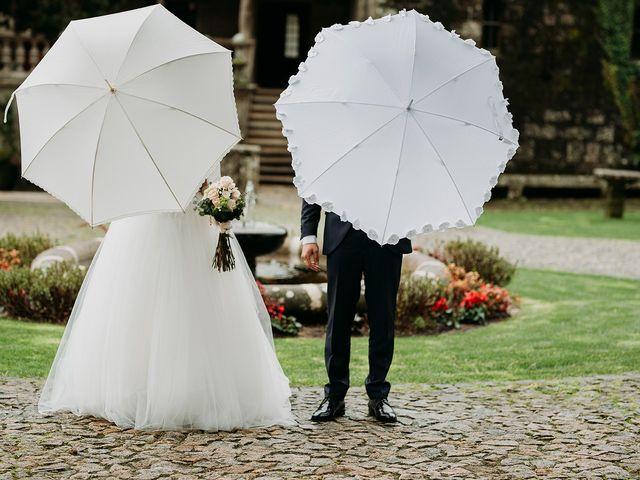 La boda de Adrián y Paula en Nigran, Pontevedra 30