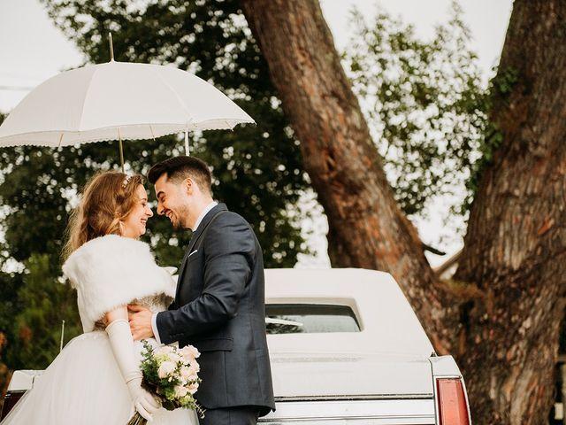 La boda de Adrián y Paula en Nigran, Pontevedra 32