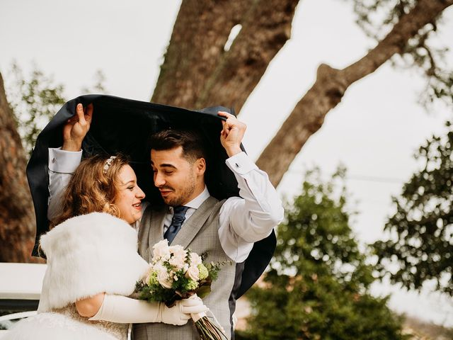La boda de Adrián y Paula en Nigran, Pontevedra 33