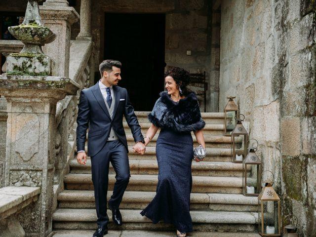 La boda de Adrián y Paula en Nigran, Pontevedra 23
