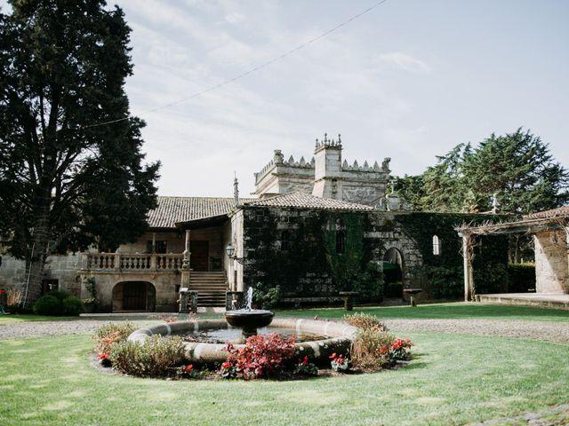 La boda de Adrián y Paula en Nigran, Pontevedra 11