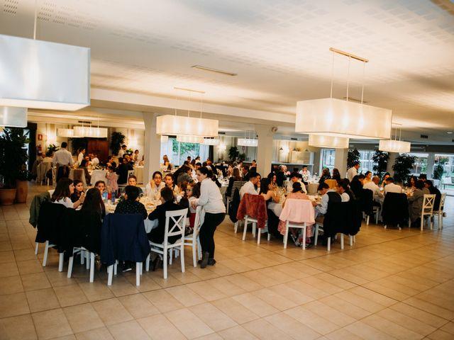 La boda de Adrián y Paula en Nigran, Pontevedra 35