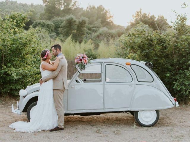 La boda de Raquel y Sergi