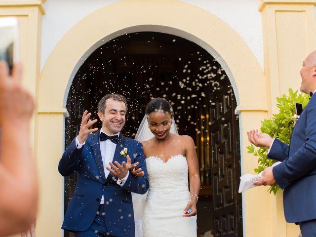 La boda de Mariam y Pierre