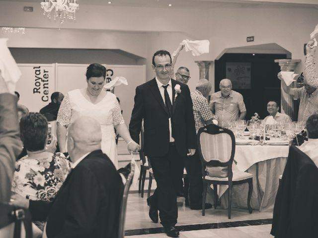 La boda de María jesus y Juan Carlos