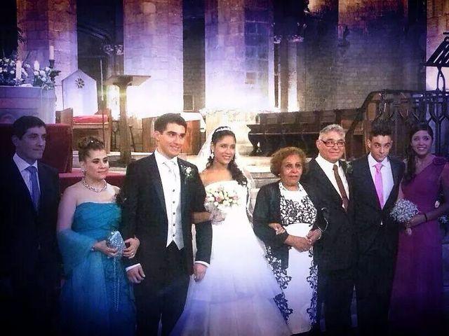 La boda de Tony y Leandra  en Barcelona, Barcelona 6