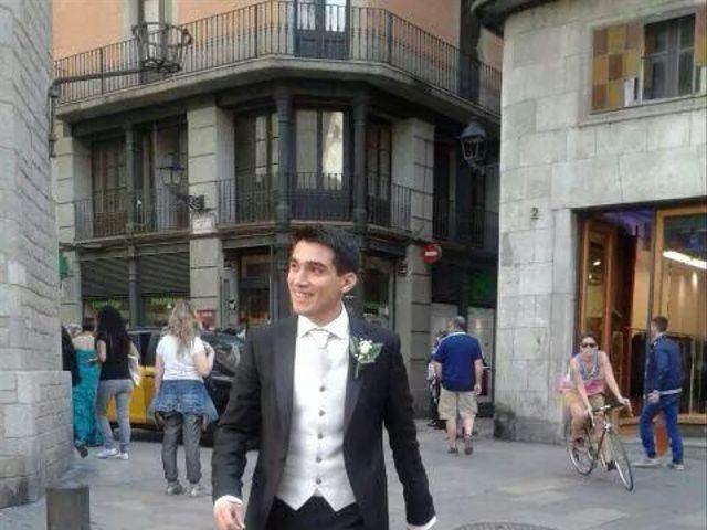 La boda de Tony y Leandra  en Barcelona, Barcelona 11