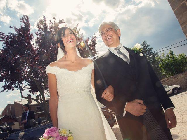 La boda de Pablo y Clara en Madrid, Madrid 20