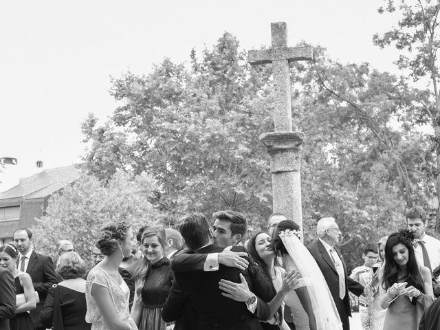 La boda de Pablo y Clara en Madrid, Madrid 26