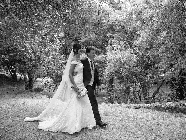 La boda de Pablo y Clara en Madrid, Madrid 27