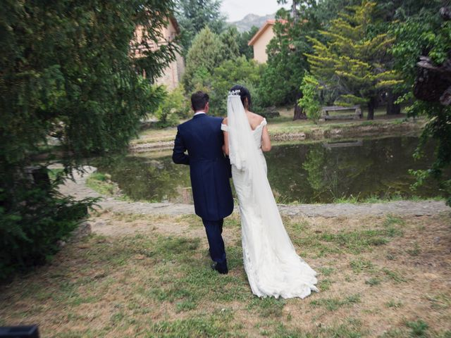 La boda de Pablo y Clara en Madrid, Madrid 32