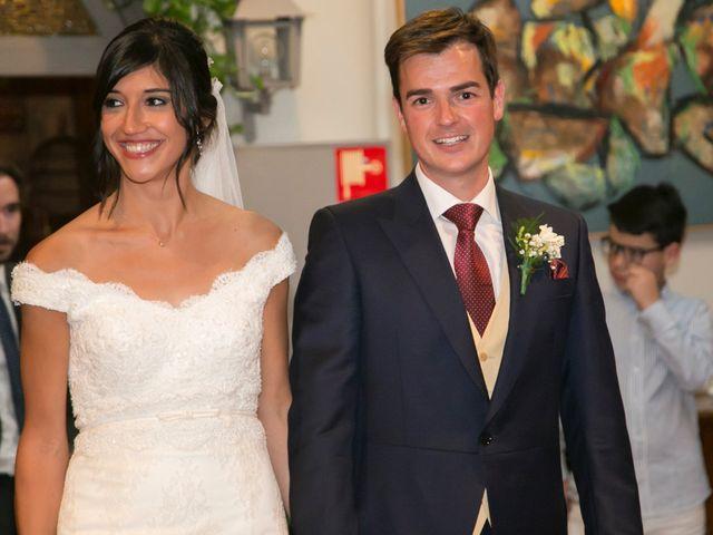 La boda de Pablo y Clara en Madrid, Madrid 35