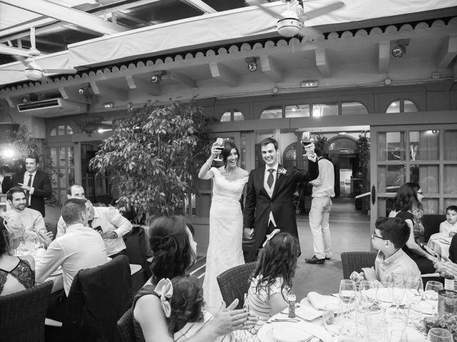 La boda de Pablo y Clara en Madrid, Madrid 36