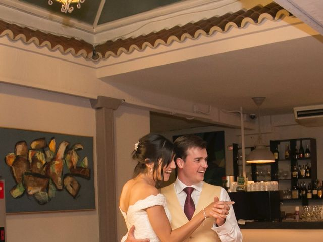 La boda de Pablo y Clara en Madrid, Madrid 39