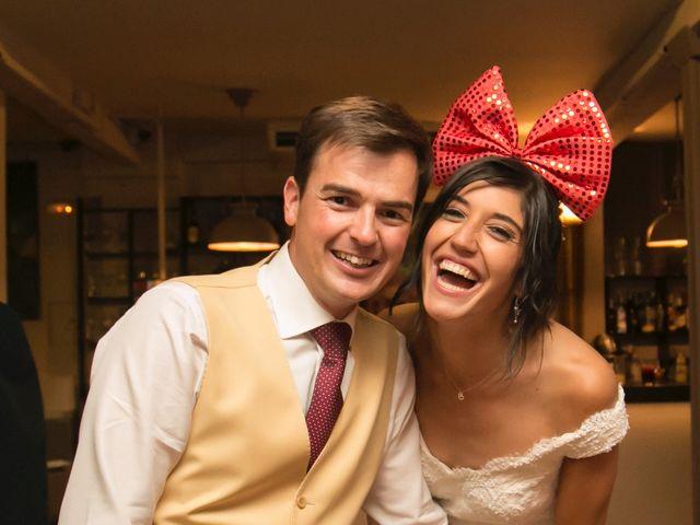 La boda de Pablo y Clara en Madrid, Madrid 40