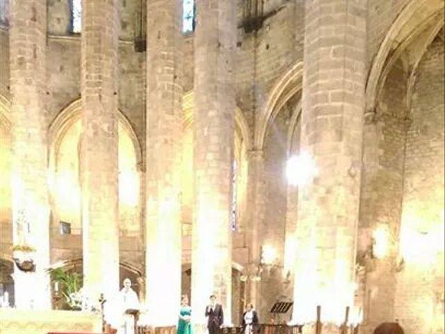 La boda de Tony y Leandra  en Barcelona, Barcelona 22