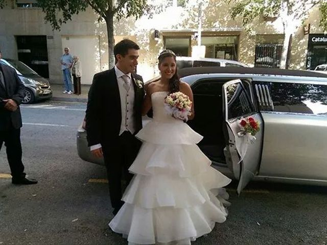 La boda de Tony y Leandra  en Barcelona, Barcelona 24