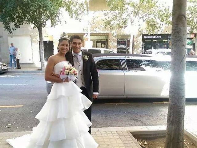 La boda de Tony y Leandra  en Barcelona, Barcelona 25