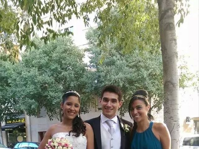 La boda de Tony y Leandra  en Barcelona, Barcelona 27