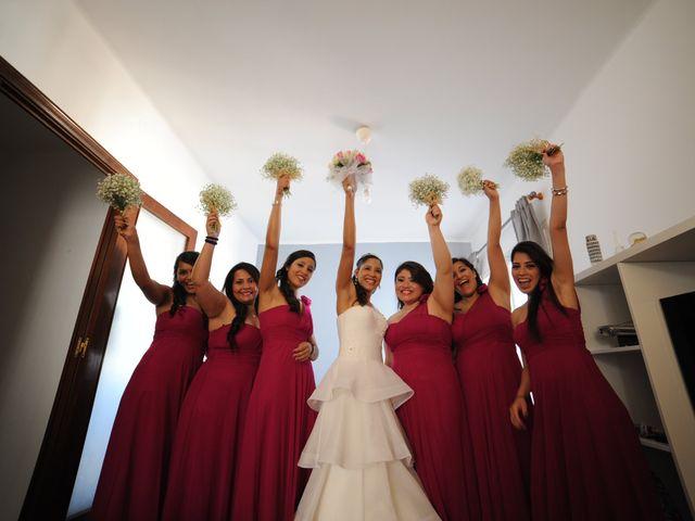 La boda de Tony y Leandra  en Barcelona, Barcelona 49