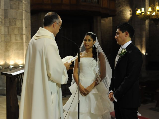 La boda de Tony y Leandra  en Barcelona, Barcelona 53