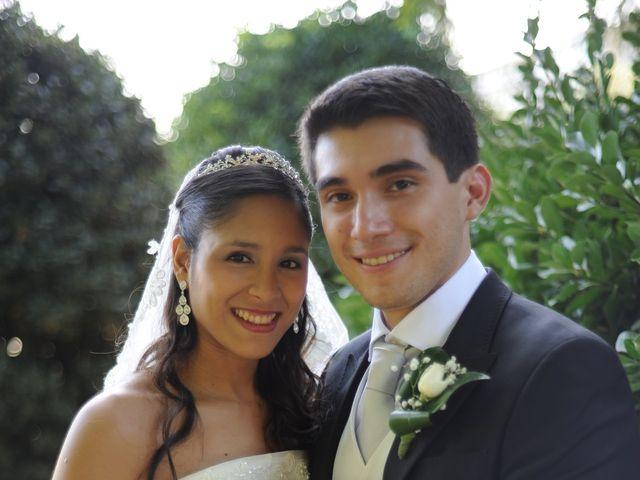 La boda de Tony y Leandra  en Barcelona, Barcelona 56
