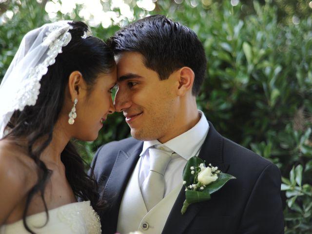 La boda de Tony y Leandra  en Barcelona, Barcelona 58