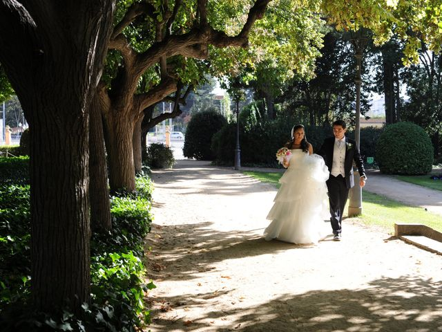 La boda de Tony y Leandra  en Barcelona, Barcelona 64