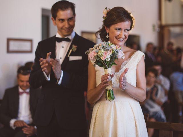 La boda de Use y Dolores en El Pinar De Antequera, Valladolid 26
