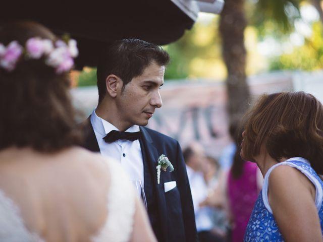 La boda de Use y Dolores en El Pinar De Antequera, Valladolid 43