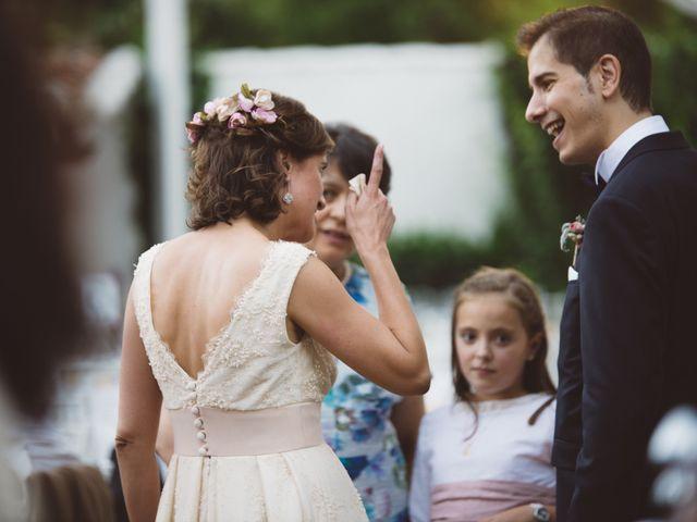 La boda de Use y Dolores en El Pinar De Antequera, Valladolid 45