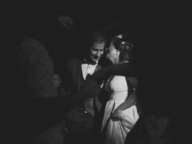 La boda de Use y Dolores en El Pinar De Antequera, Valladolid 55