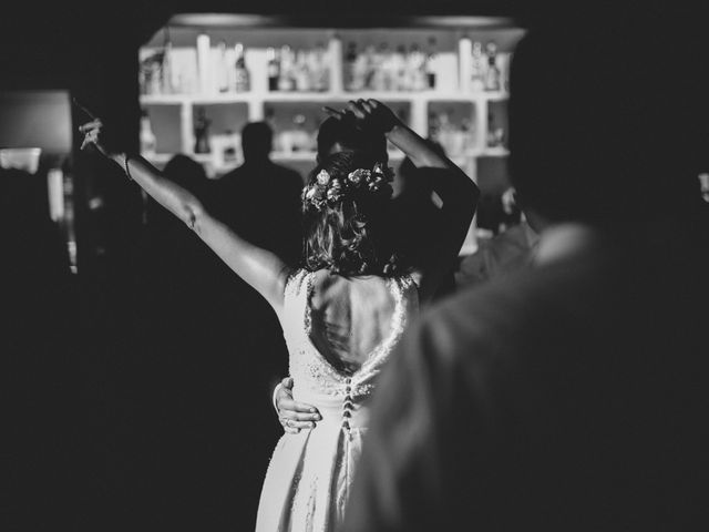 La boda de Use y Dolores en El Pinar De Antequera, Valladolid 56