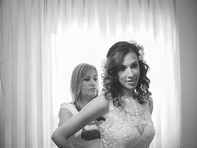 La boda de Cristobal y Patricia en Las Fraguas, Soria 11